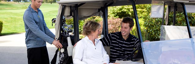 Golf Tournaments Richmond Vancouver
