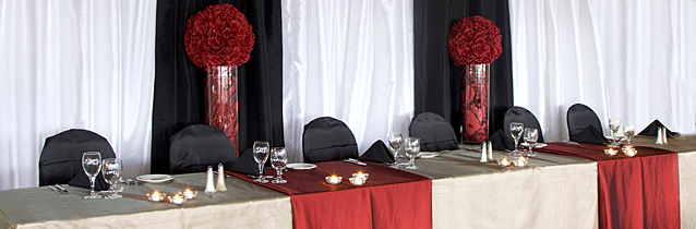 Preferred Vendors for Wedding Events and Event Catering